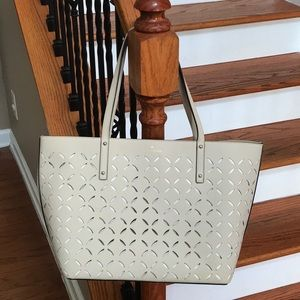 ♠️Kate Spade Spice Market leather tote ♠️